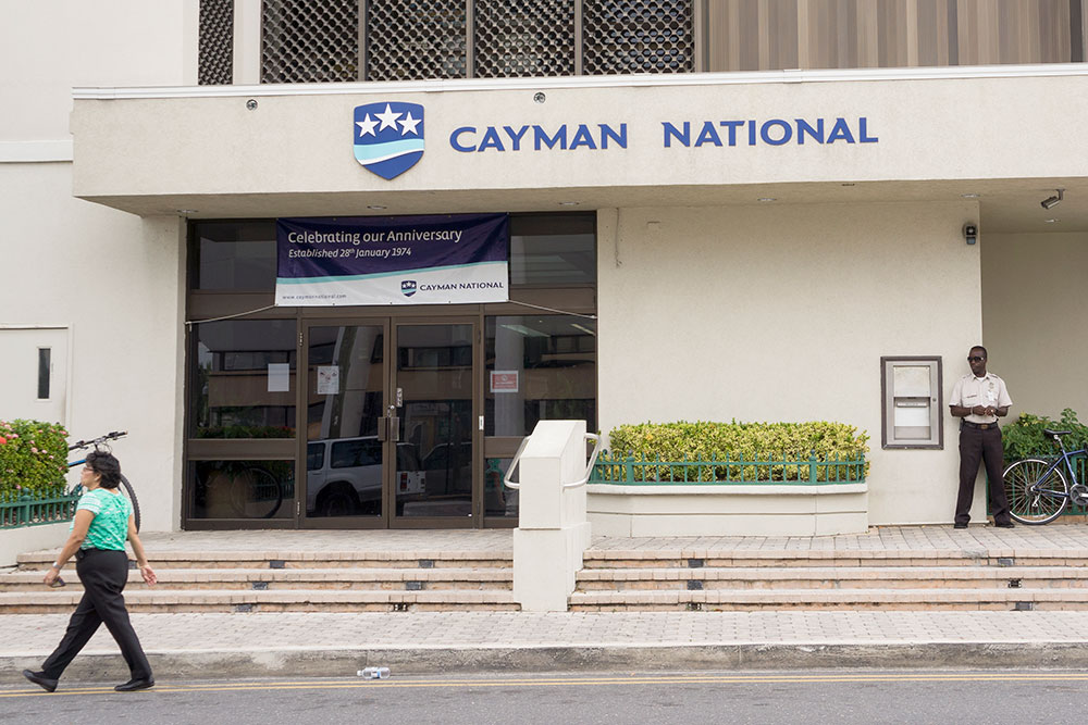 Offshore Bank Account Cayman Islands FACTA IRS