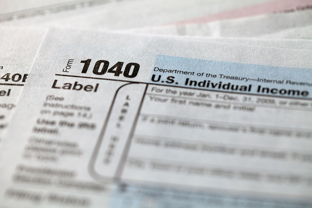 Failure To File Tax Returns 1040 IRS Tax Lawyer