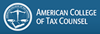 ACTC American College of Tax Counsel