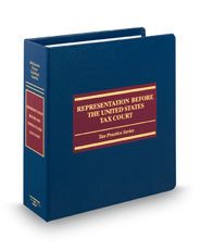 Representation Before the United States Tax Court